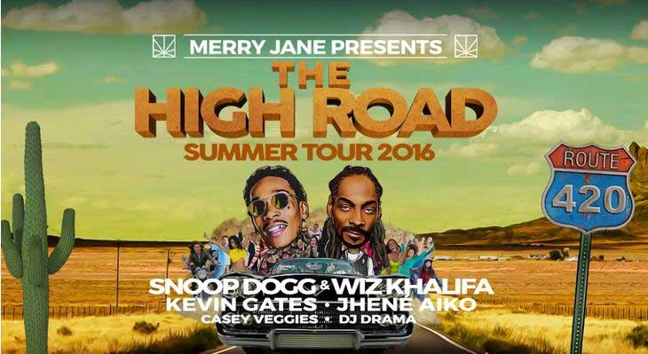 The-High-Road-Summer-Tour