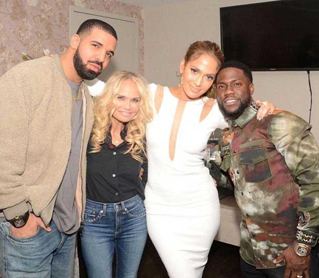 Drake и Jennifer Lopez. Роман