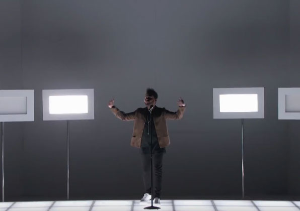 "The Weeknd ""Vevo Presents"