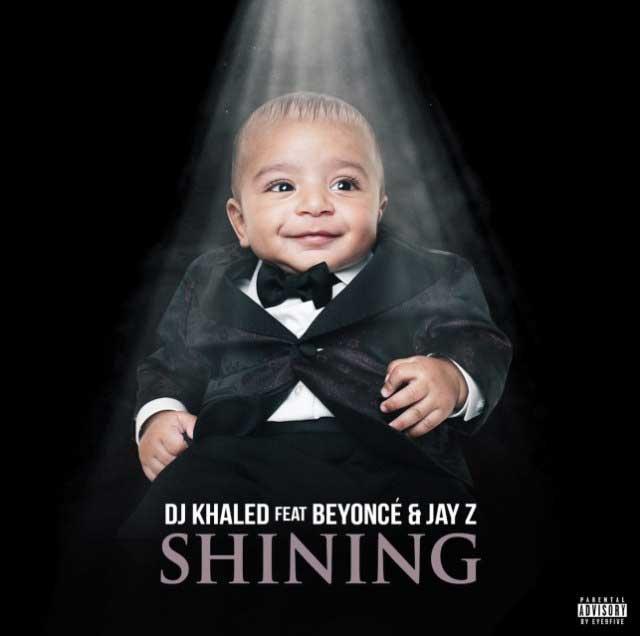 DJ Khaled - Shining Feat. Beyonce & Jay Z (Слушать песню)