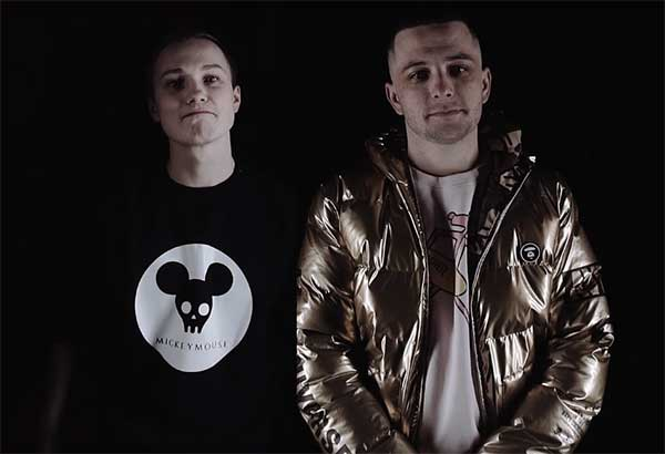 VERSUS BPM: MickeyMouse VS Витя CLassic