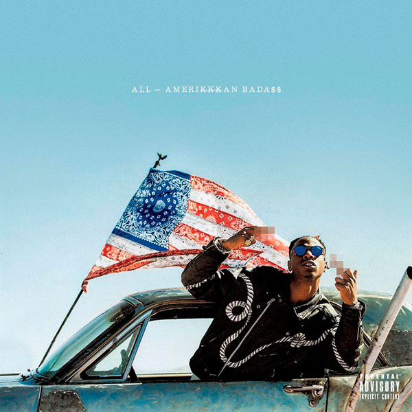 "Joey Bada$$ ""All-Amerikkkan Bada$$"""