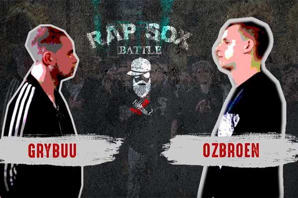 RapSoxBattle: Grybuu vs. Ozbroen