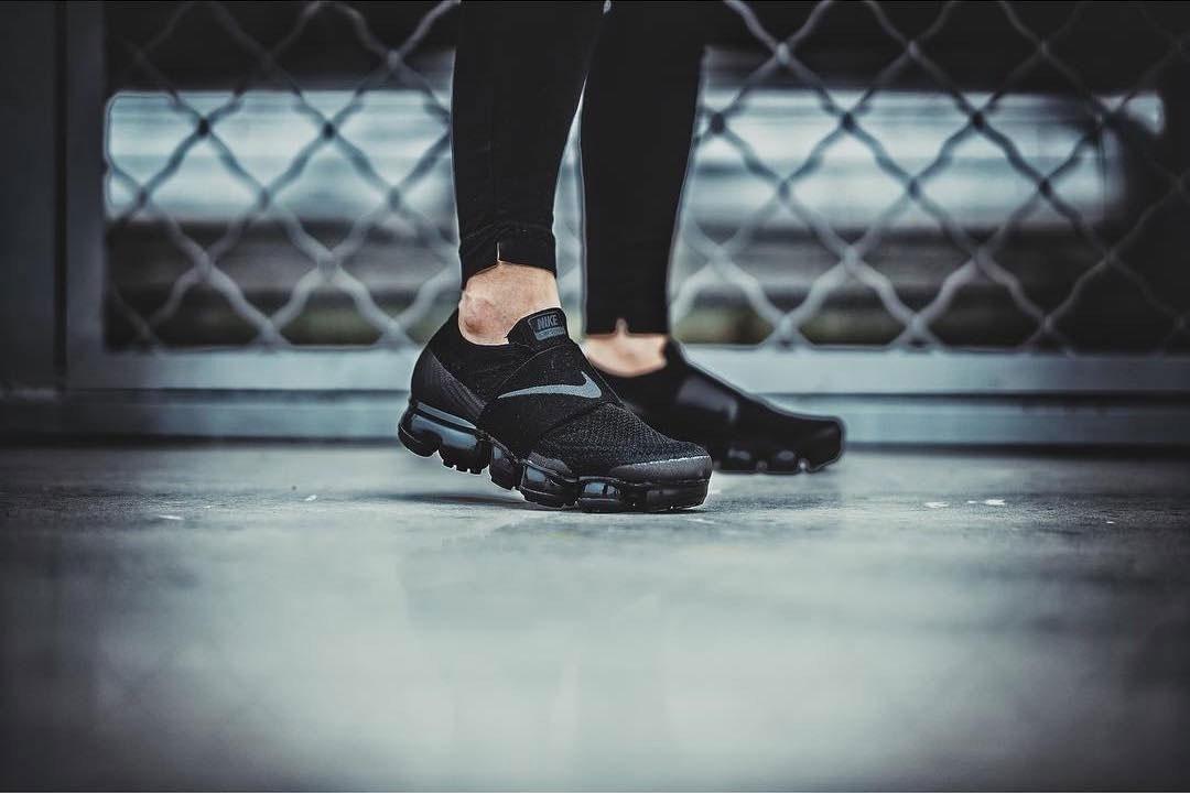 Нові кросівки від Nike Air VaporMax не матимуть шнурків