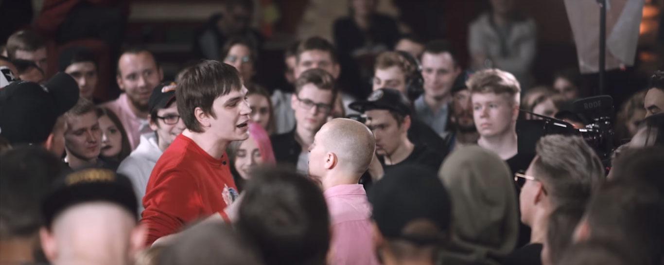 VERSUS X #SLOVOSPB: Oxxxymiron VS Слава КПСС